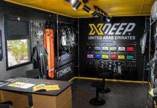 XDEEP UAE SHOWROOM